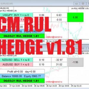 CM RUL HEDGE v1.81 EA Unlimited